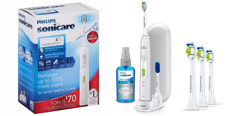 Philips Sonicare Healthy White Plus Sonic Electric
